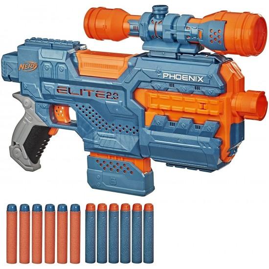 Hasbro Nerf Elite 2.0 Phoenix CS 6 (E9961EU4)