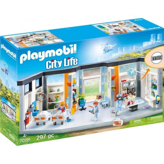 Playmobil City Life - Κέντρο Υγείας (70191)