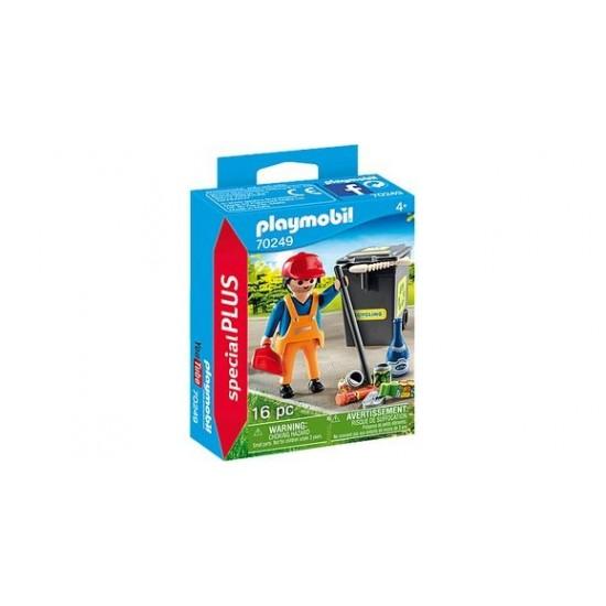 Playmobil Special Plus Road Worker 70249