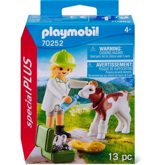 Playmobil  ΣΕΤ ΠΑΙΔΙΚΩΝ ΦΙΓΟΥΡΩΝ ΠΑΙΧΝΙΔΙΩΝ 70252