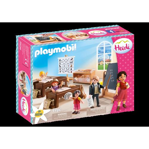 Playmobil Heidi School Lessons in Dörfli (70256)