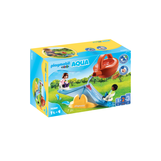 Playmobil Aqua-Water Seesaw(70269)