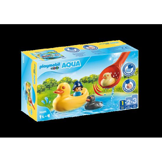 Playmobil Aqua-Duck Boat(70271)