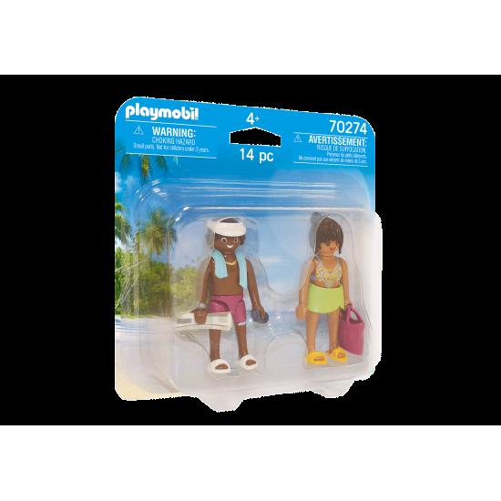 Playmobil Nursery Teacher and Child(70274)