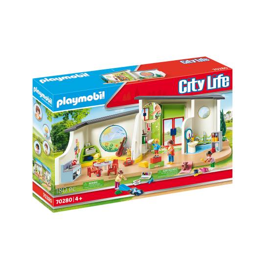 Playmobil Day Care Center(70280)