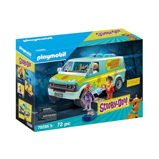 "Playmobil SCOOBY-DOO! Βαν ""Mystery Machine""(70286)"