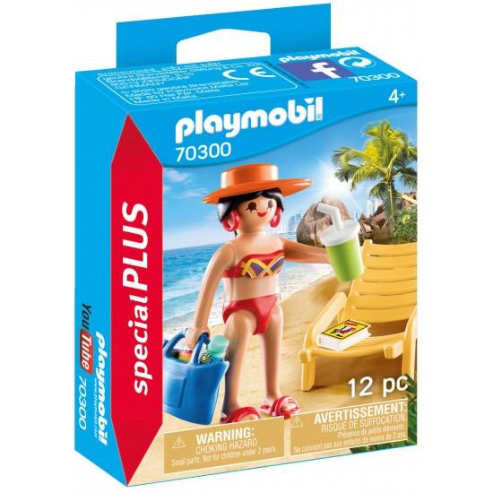 Playmobil  Vacationer 70300