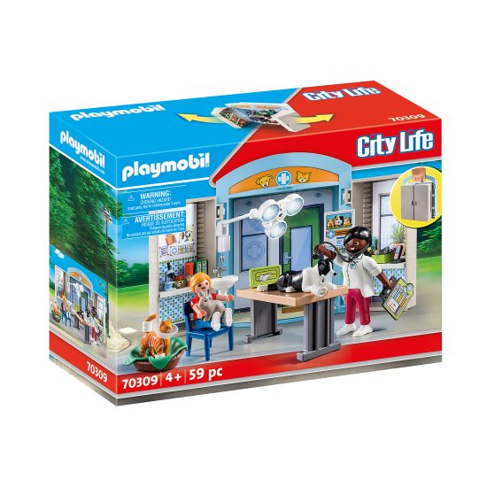 City Life playpen at the vet (70309)