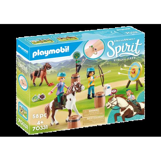 Playmobil Μάθημα τοξοβολίας(70331)