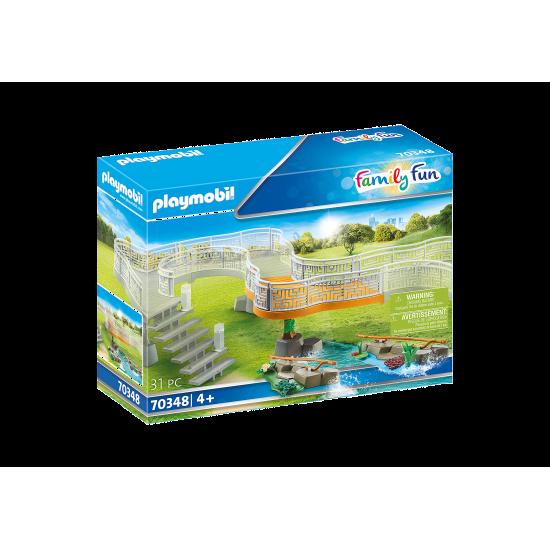 Playmobil Fence Extension (Bag)(70348)