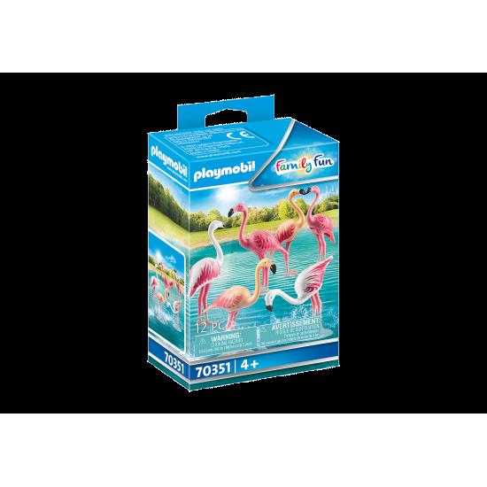 Playmobil Flamingoes (Bag)(70351)