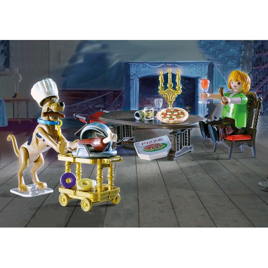 Playmobil SCOOBY-DOO! Dinner with Shaggy (70363)