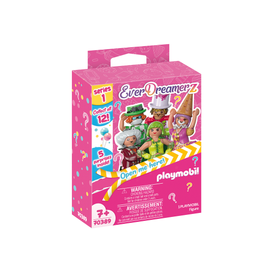 "Playmobil Surprise Box ""Candy World""(70389)"