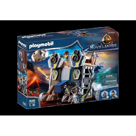 Playmobil Novelmore Mobile Fortress (70391)