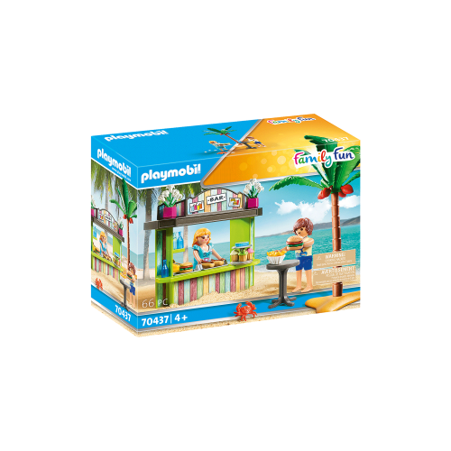Playmobil Beach Snack Bar (70437)