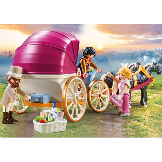Playmobil Horse-Drawn Carriage (70449)