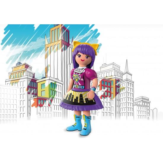 Playmobil Viona - Comic World (70473)