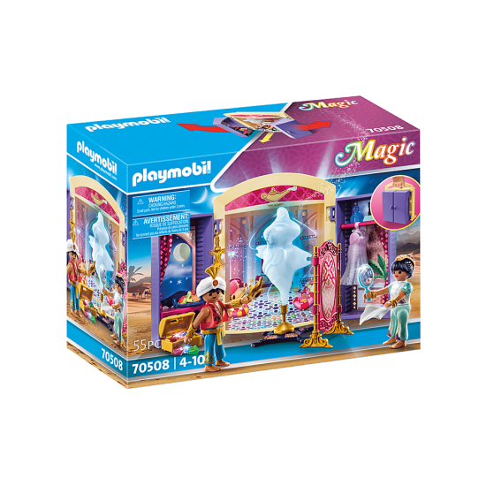 "PLAYMOBIL Princess ""Orient Princess"" game box (70508)"