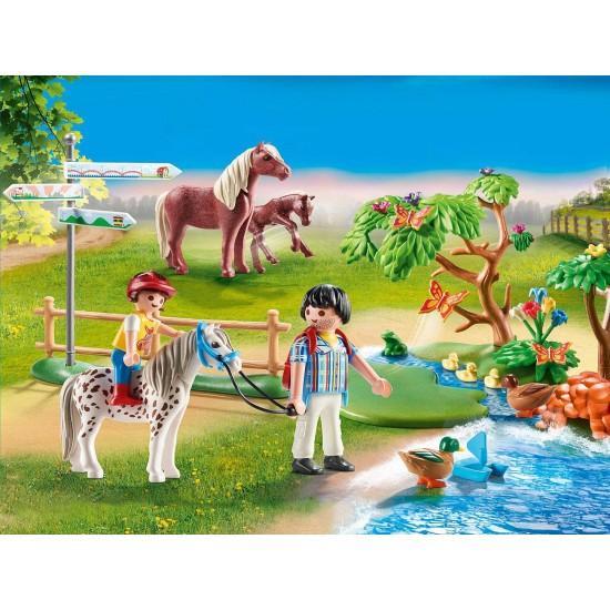 Playmobil Country Happy Pony Journey (70512)