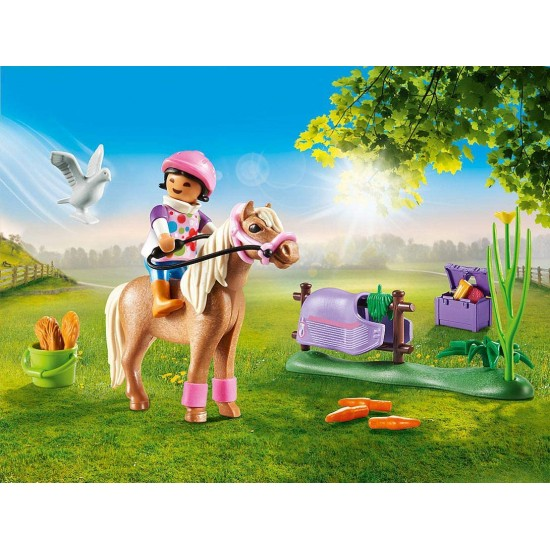 Playmobil Country Collectible pony Icelandic horse (70514)