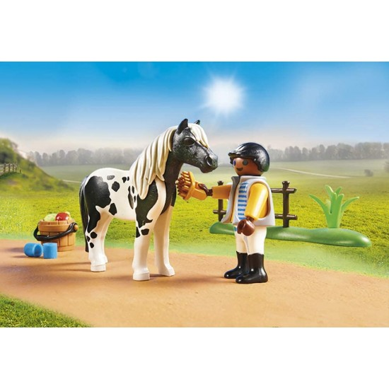 Playmobil Country Collector's pony Lewitzer (70515)
