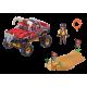 PLAYMOBIL Stunt show Monster Truck Horned (70549)