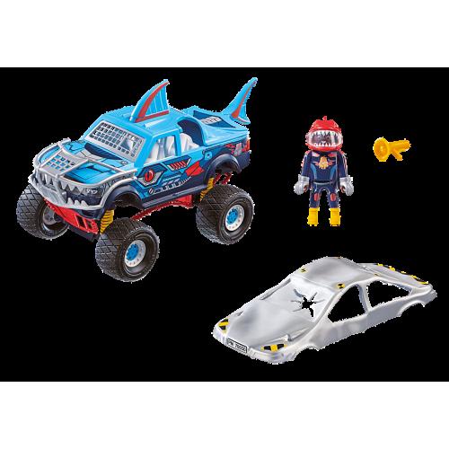 PLAYMOBIL Stunt showMonster Truck Shark  (70550)