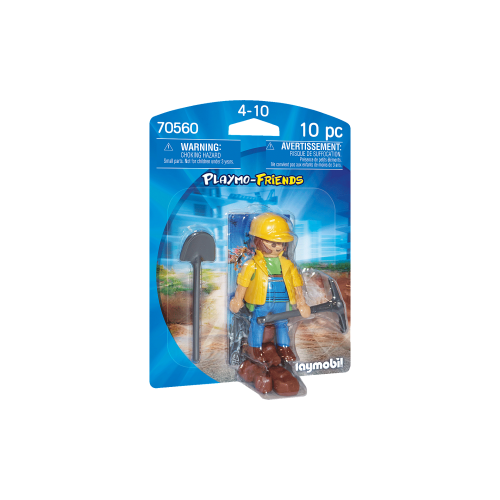 Playmobil Playmo-Friends Construction Worker (70560)