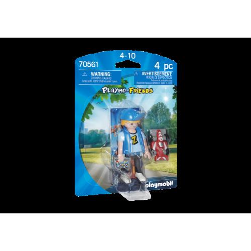 Playmobil Playmo-Friends Boy with RC Car (70561)