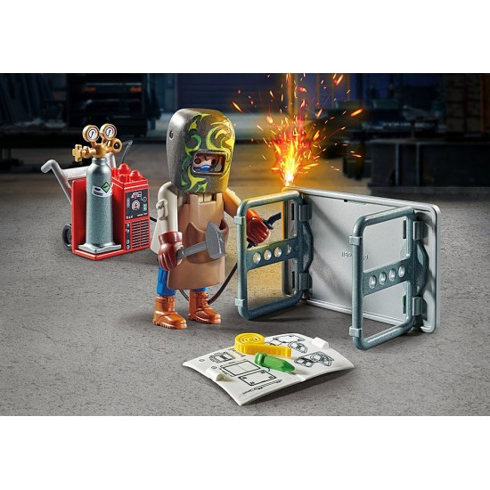 Playmobil Special Plus Welder (70597)