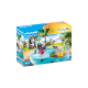 Playmobil Family Fun Small Pool with Water Sprayer (70610)