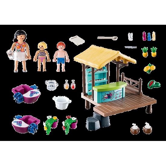 Playmobil Family Fun Paddle Boat Rental (70612)