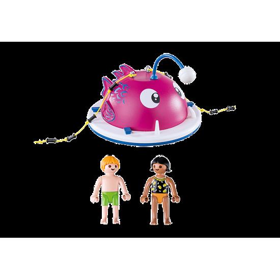 Playmobil Family Fun Swimming Island (70613)
