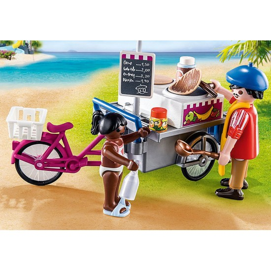 Playmobil Family Fun Crêpe Cart (70614)