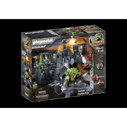 Playmobil Dino Rise- Dino Rock (70623)
