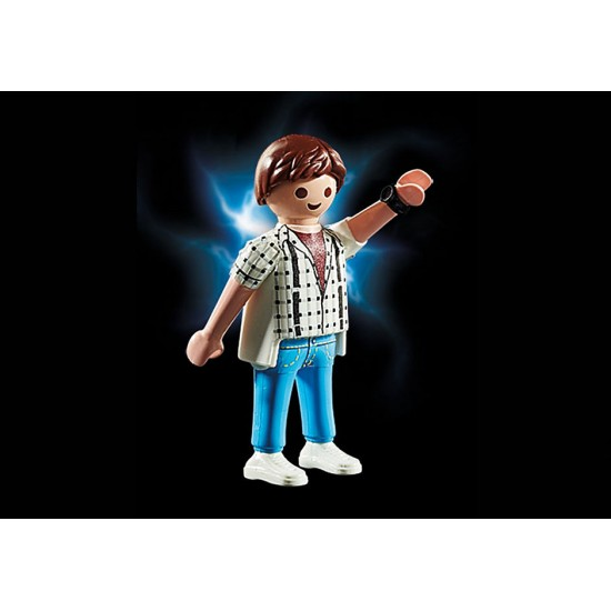Playmobil Back to the Future Όχημα Pick-Up του Marty McFly (70633)