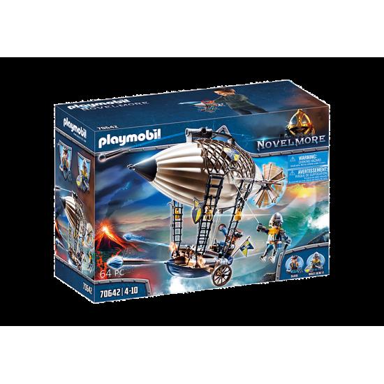 Playmobil Novelmore Ζέπελιν του Novelmore (70642)