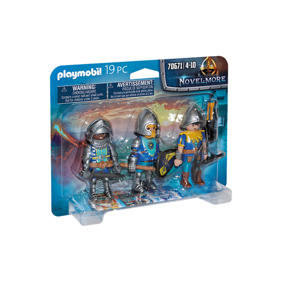 Playmobil Novelmore Ιππότες του Novelmore (70671)