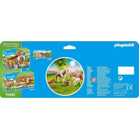Playmobil Country Ponies with Foals (70682)