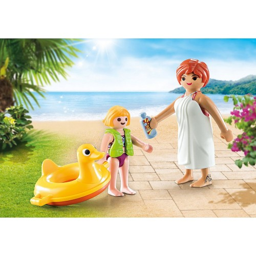 Playmobil Duo Pack Water Park Swimmers (70690)