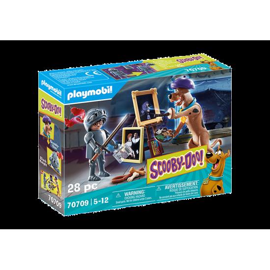 Playmobil SCOOBY-DOO! Περιπέτεια με τον Black Knight