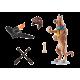 """Playmobil SCOOBY-DOO! Συλλεκτική φιγούρα Scooby """"Πιλότος"""" (70711)"""