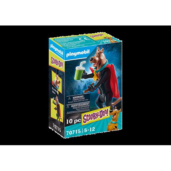 "Playmobil SCOOBY-DOO! Συλλεκτική φιγούρα Scooby ""Βαμπίρ"" (70715)"