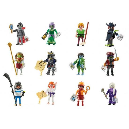 Playmobil SCOOBY-DOO! Φιγούρες Μυστηρίου (Σειρά 2) (70717)