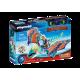 Playmobil Dragons Άστριντ και Λευκή Οργή (70728)