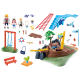 Playmobil City Life Playground Adventure with Shipwreck (70741)