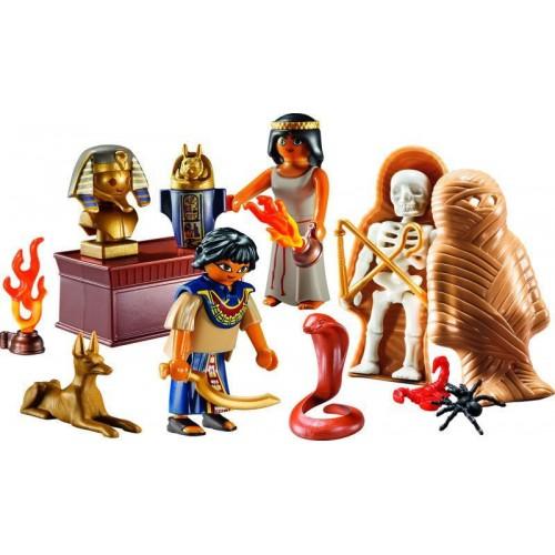 Playmobil HISTORY Maxi Βαλιτσάκι Αρχαία Αίγυπτος (9542)