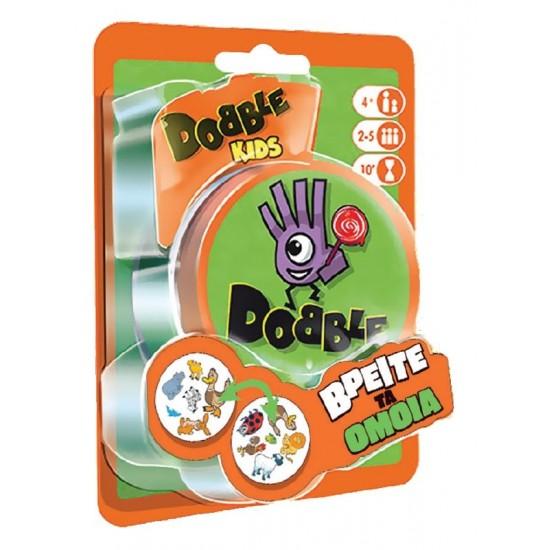 DOBBLE KIDS (6-BLISTER) 2Η ΈΚΔΟΣΗ (KA113899)