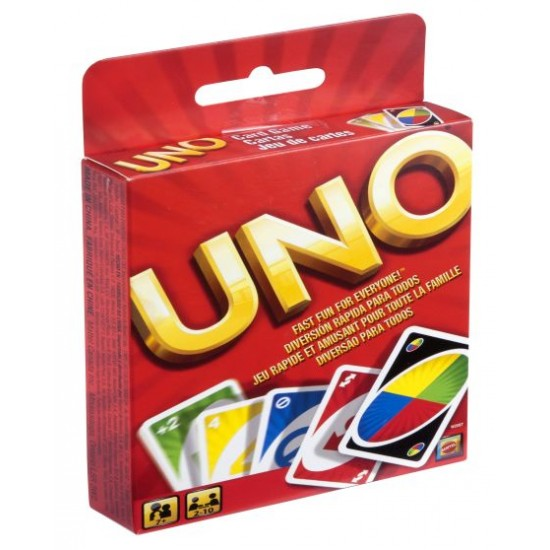 UNO ΚΑΡΤΕΣ (GAME CHANGER) (W2087)