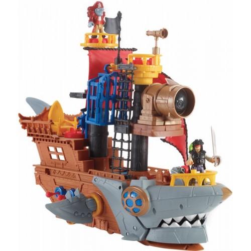 Fisher Price Imaginext Πειρατικό Καράβι, Καρχαρίας (DHH61)